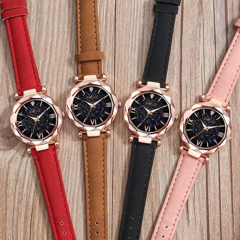 zapestne ure različnih barv