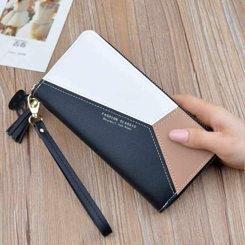 ženska denarnica modna črna