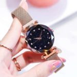 ženska ura magnetna