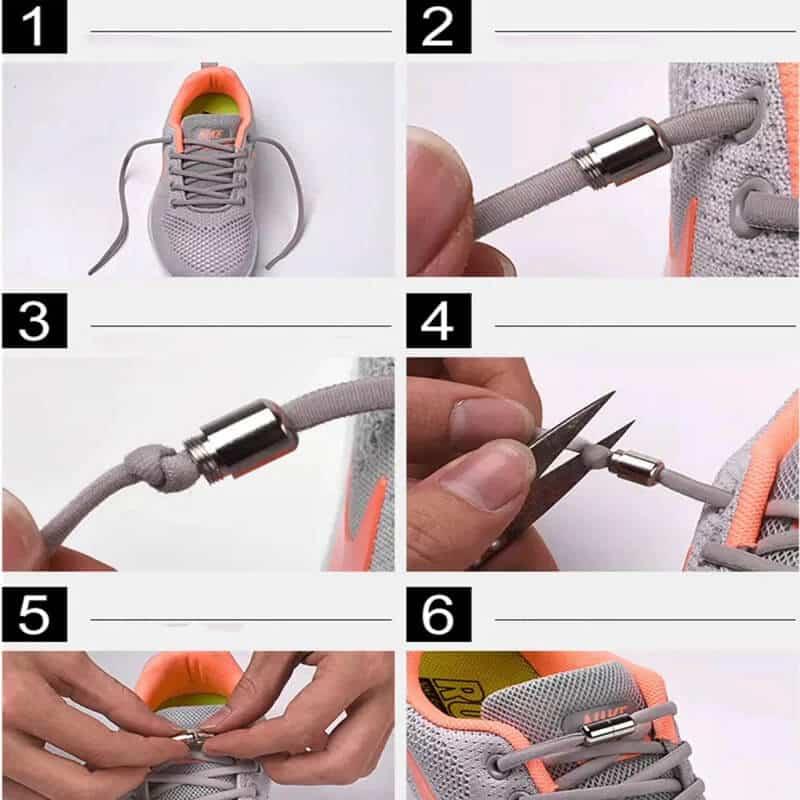 kako zavezati vezalke