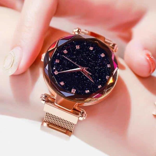 magnetna ura za ženske