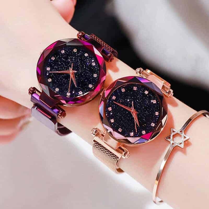 modna ura za ženske magnetna