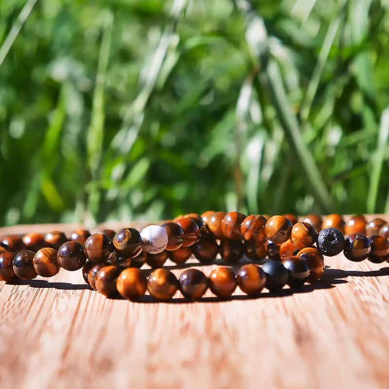 zapestnice za meditacijo iz lesa