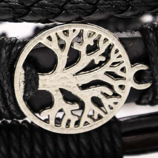 moška zapestnica simbol svebodnega drevesa