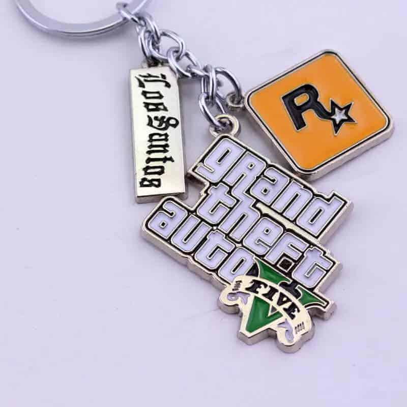 Obesek za ključe GTA 5