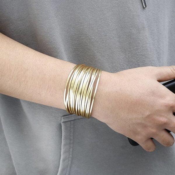 elegantna magnetna zapestnica za ženske