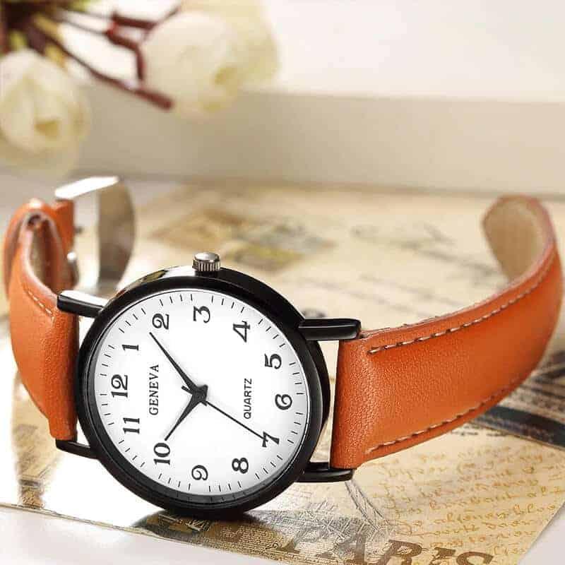 modna ura za ženske