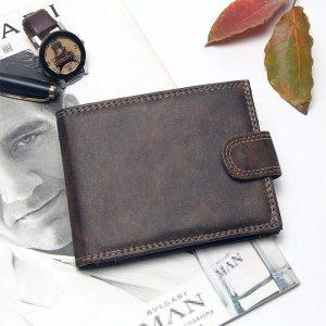 moška denarnica usnjena akcija