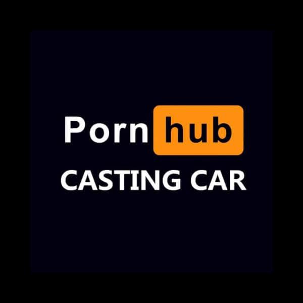 nalepka za avto porn hub casting car