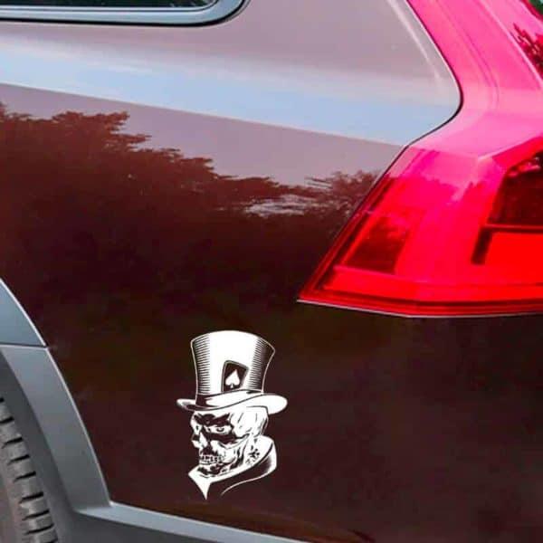 nalepke za avto poker