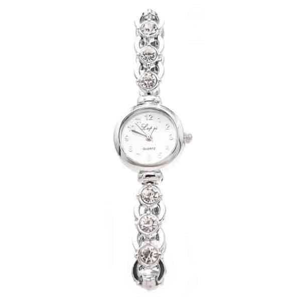 ročne ženske ure srebrne