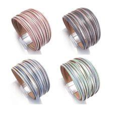 večplastne magnetne zapestnice