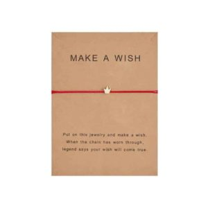 zapestnica make a wish