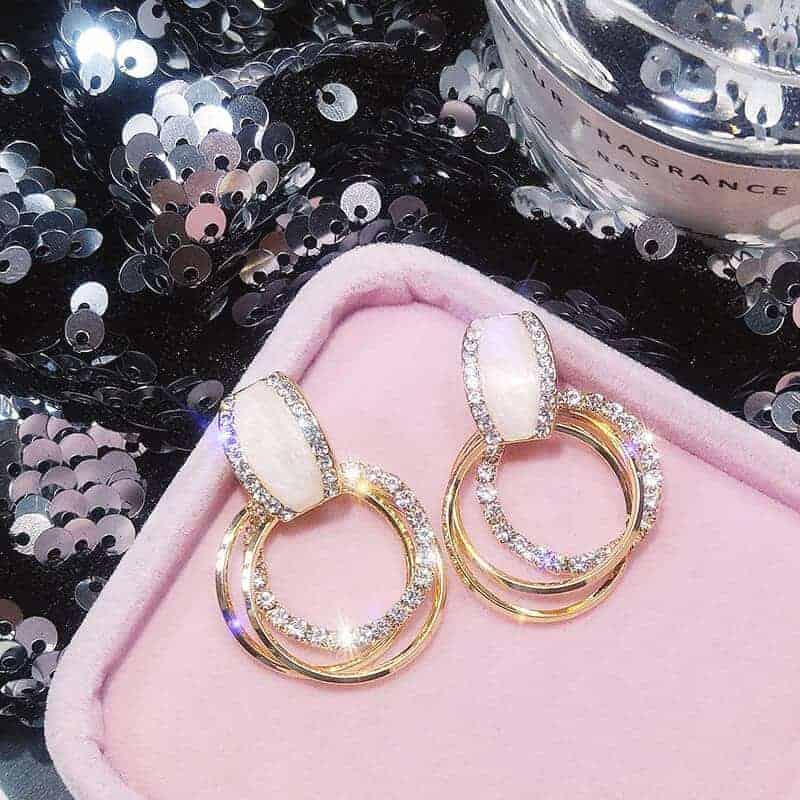 poceni nakit uhani modni