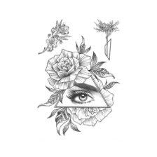 tattoo all seeing eye