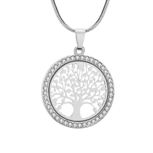 verižica drevo življenja
