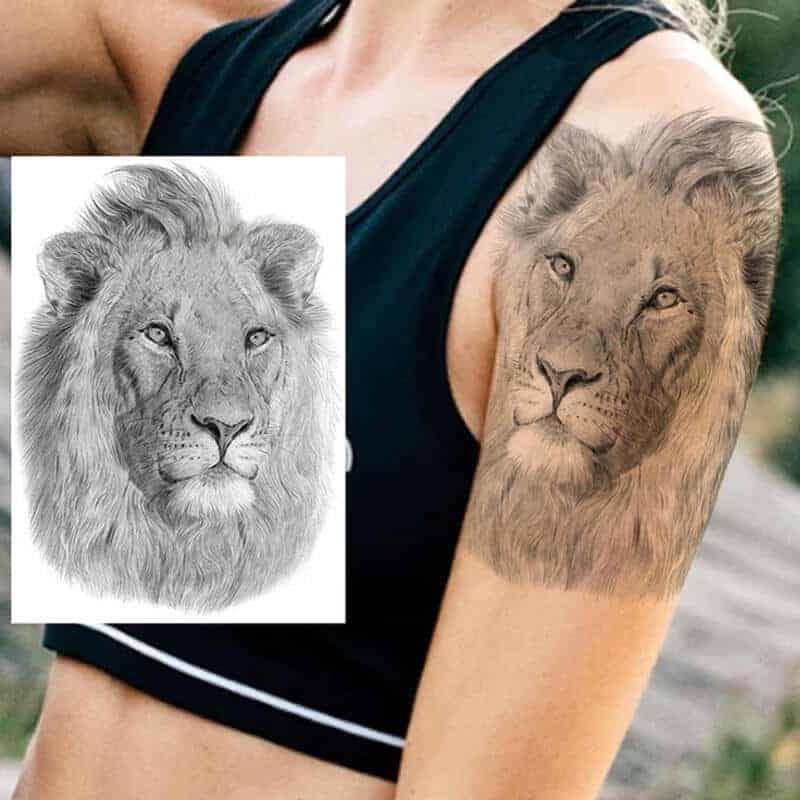 začasni tattoo LEV