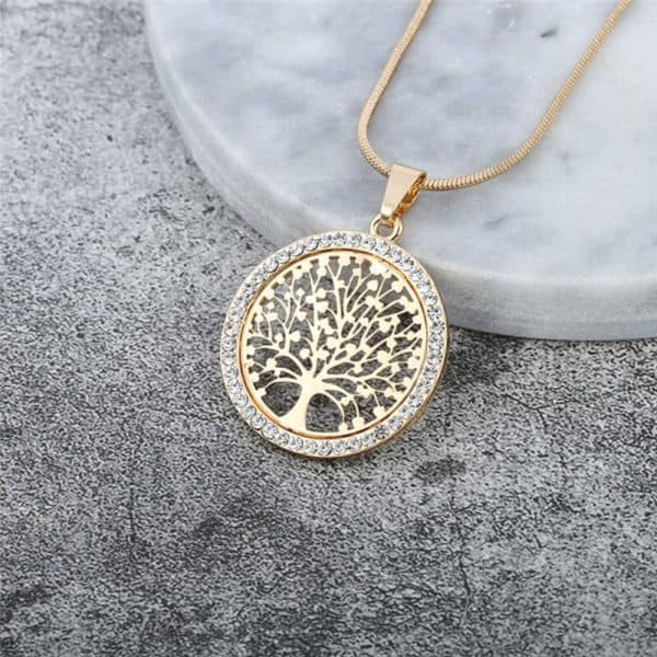 zlata verižica drevesa življenja
