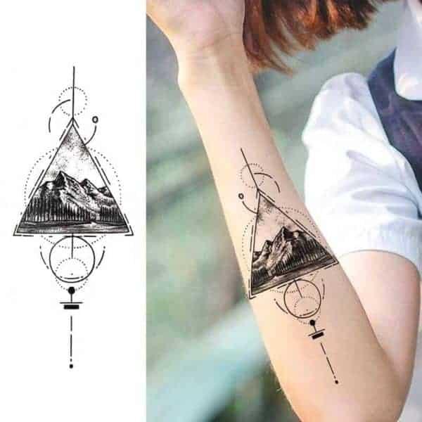 Geometrijske gore