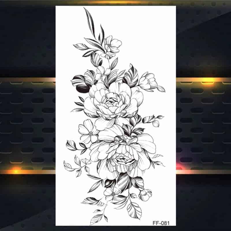 Tattoo dve vrtnici