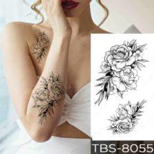 Začasne tetovaže vrtnici