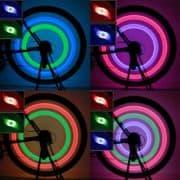 kolesarske luči barvne