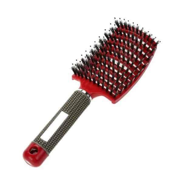 krtača za ravne lase