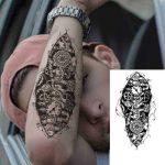 začana nalepka tattoo