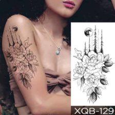 začasni tattoo gajoshop vrtnica