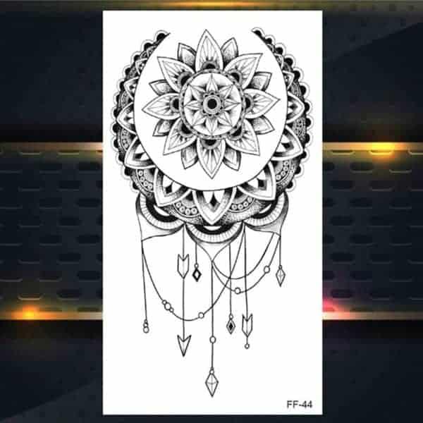 začasni tattoo svoboda