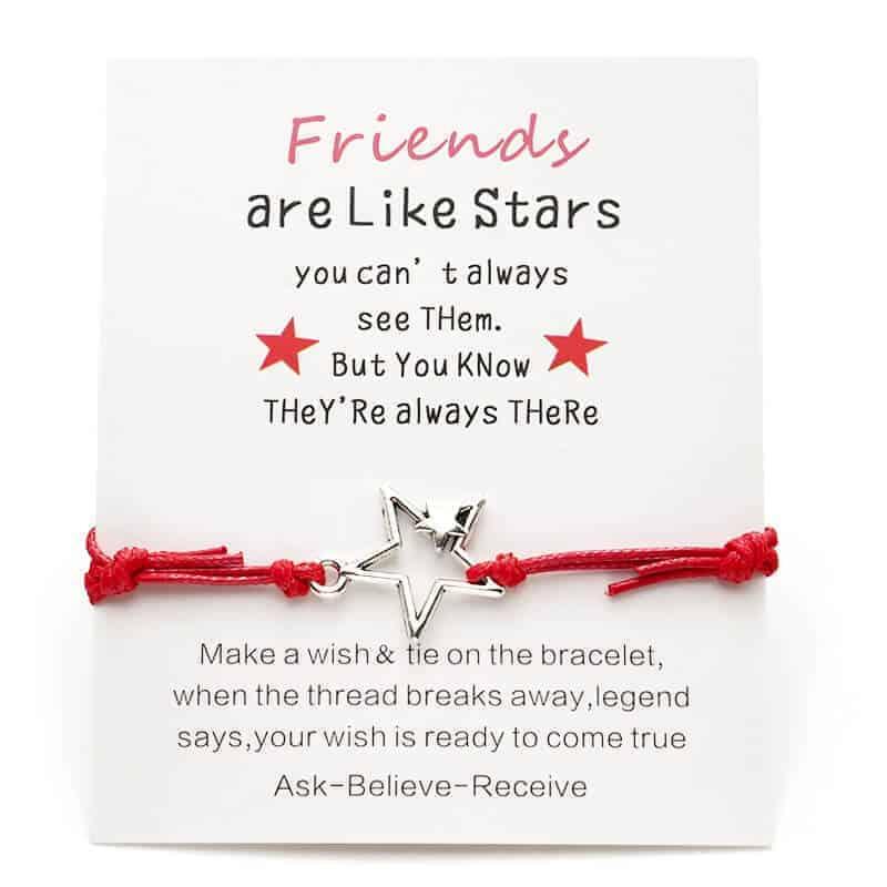 zapestnica prijateljstva friends