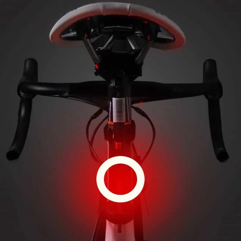 Močna kolesarska luč