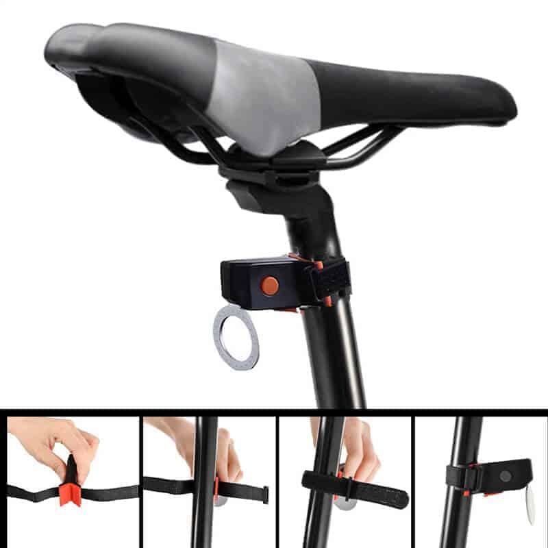 kolesarska zadnja luč