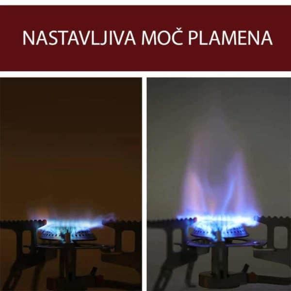 prenosni plinski kuhalnik