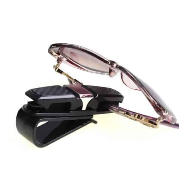 moderno držalo za sončna očala uporaba