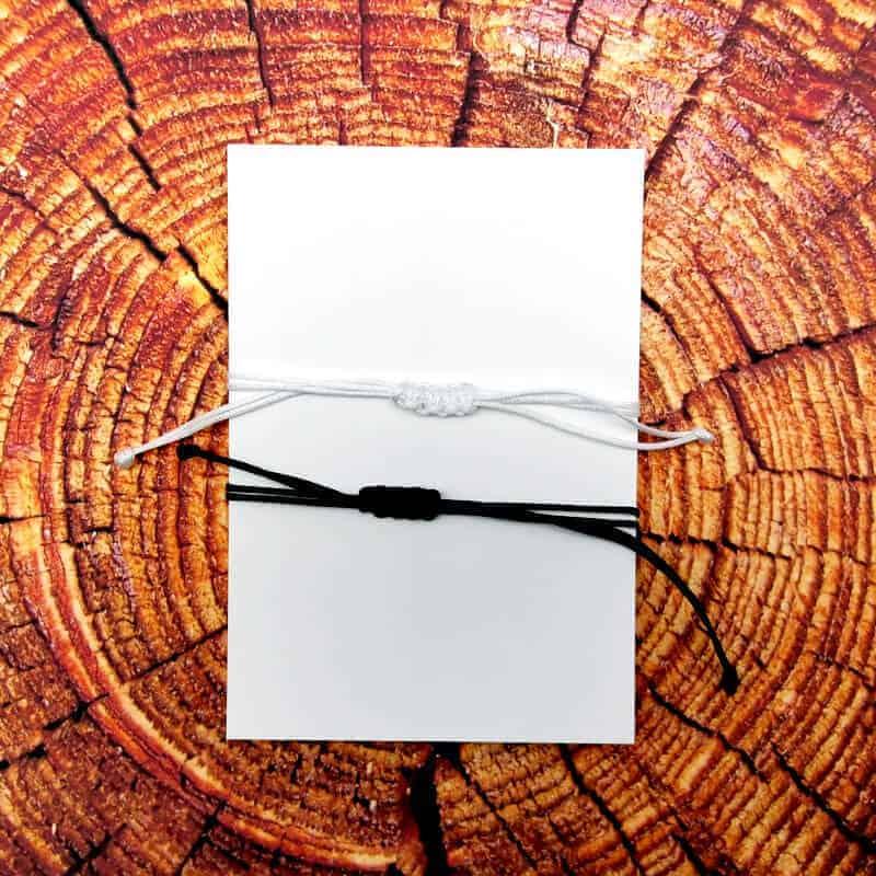 Drevo življenja zapestnica za pare