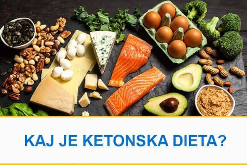 Kaj je ketonska dieta
