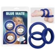 Obročki za penis BLUE MATE