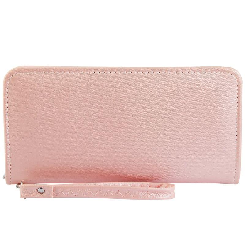 Elegantna Roza ženska denarnica