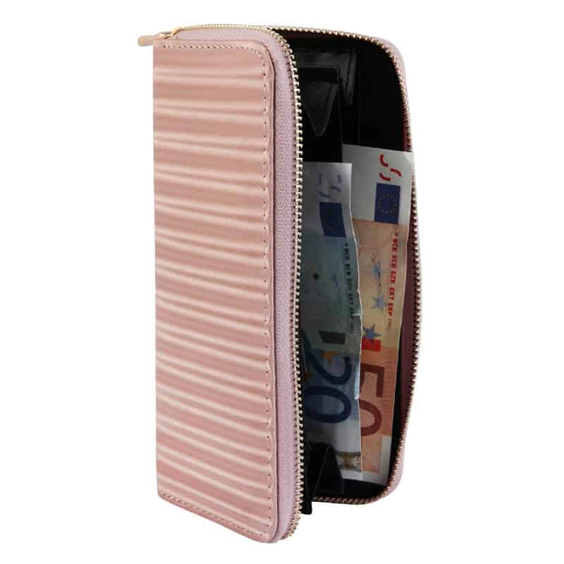 Modna ženska denarnica imitacija usnja