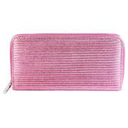Modna ženska denarnica roza barva velikost