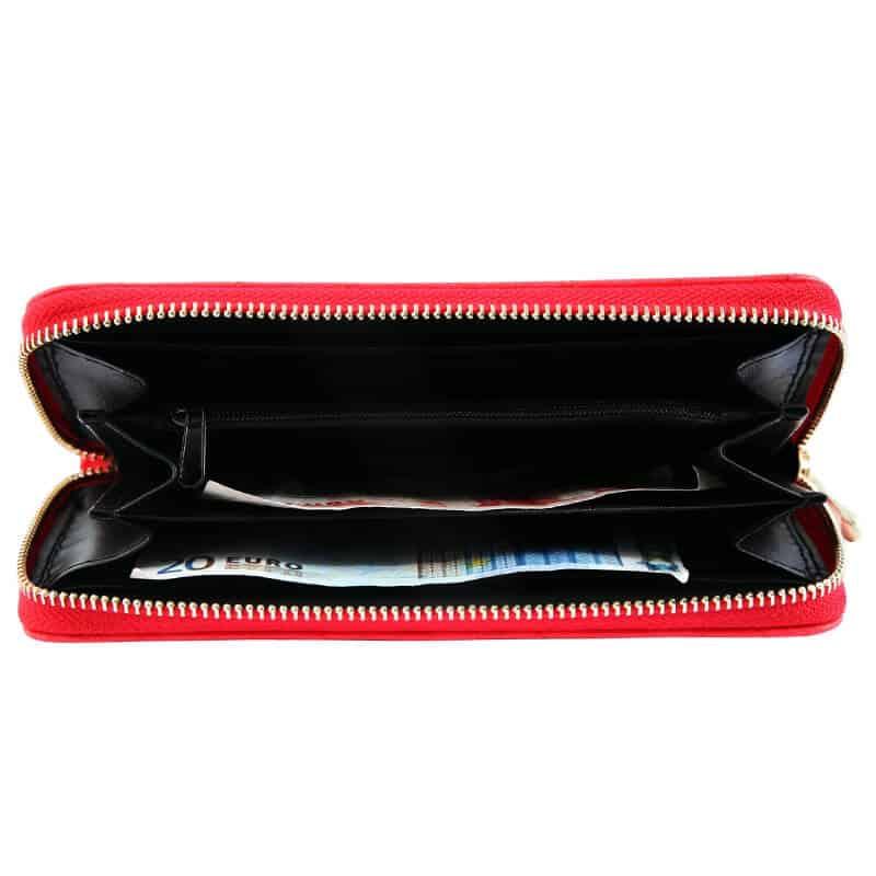 Ženska denarnica GogaRed velikost denarnice