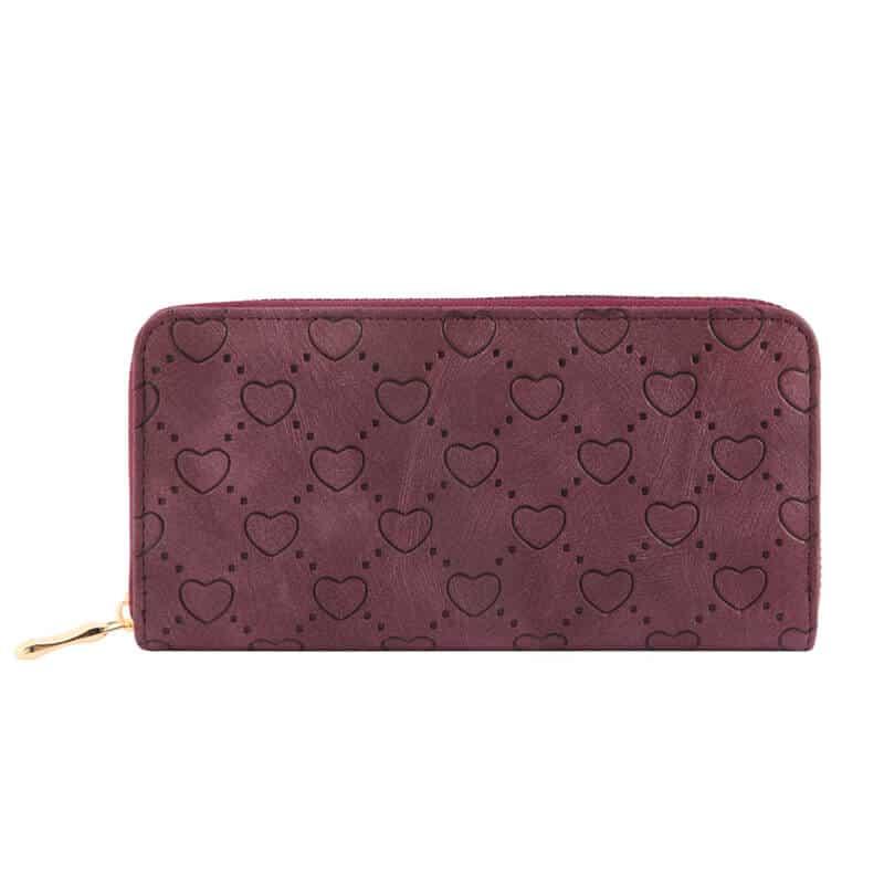 Ženska denarnica Srčki