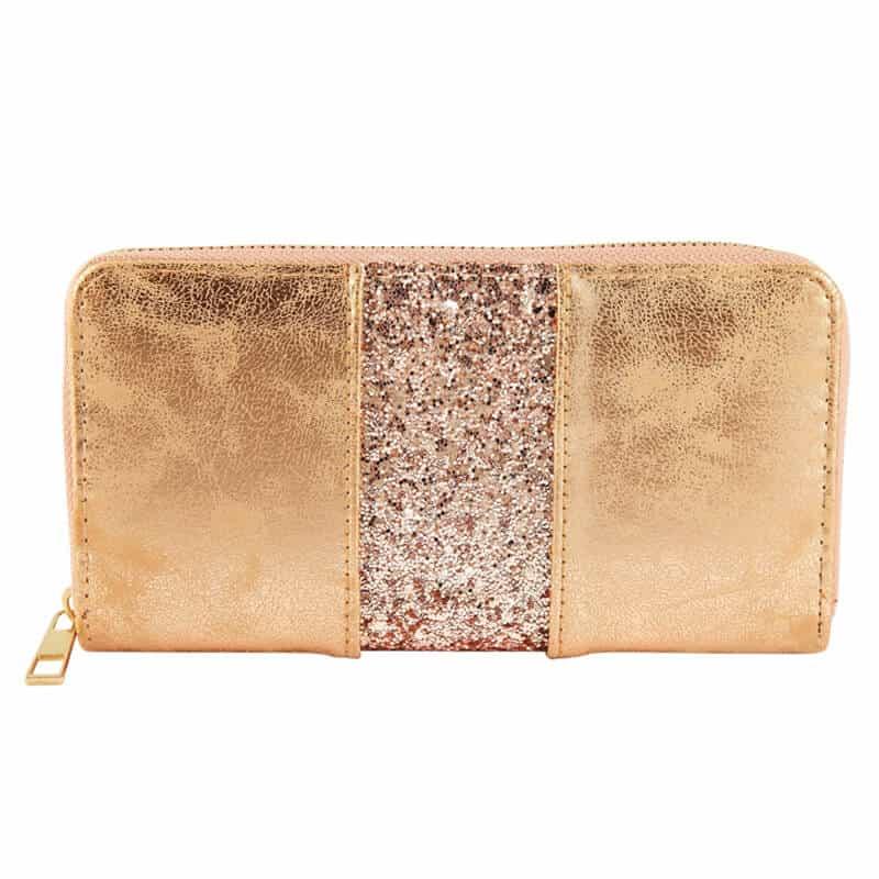 Ženska denarnica z bleščicami