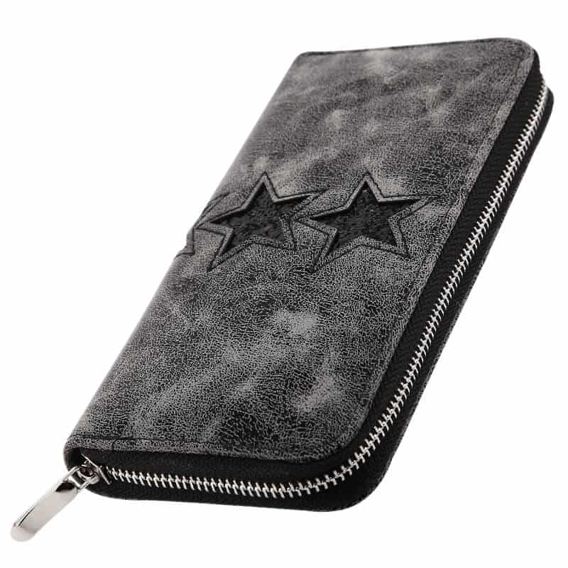 Ženska denarnica zvezde velikost