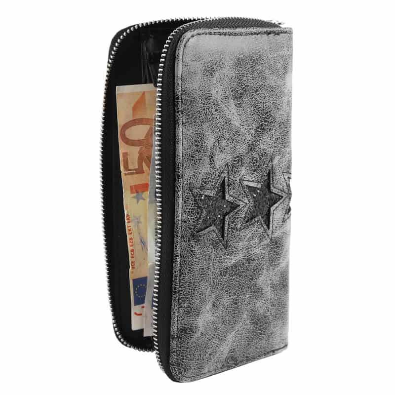 Ženska denarnica zvezde