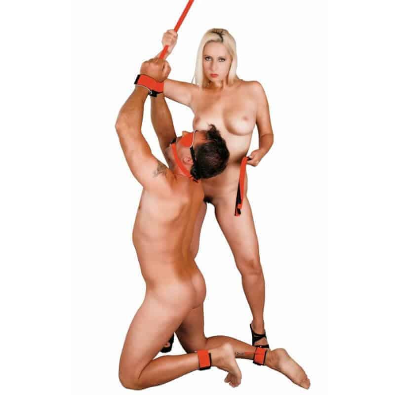 bondage set erotičnih igrač