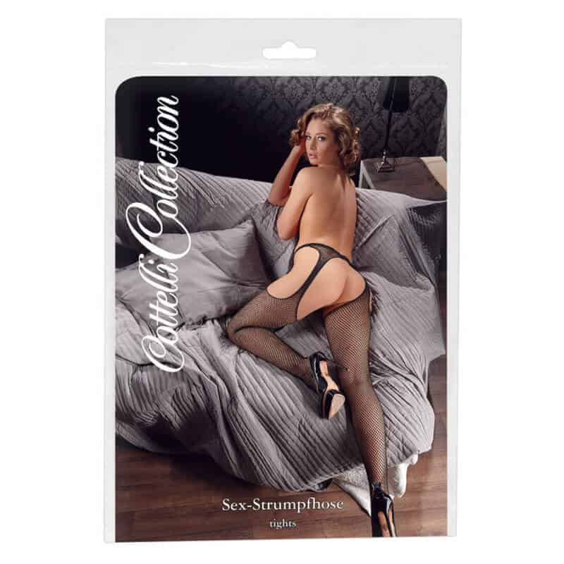 erotične nogavice v erotični trgovini