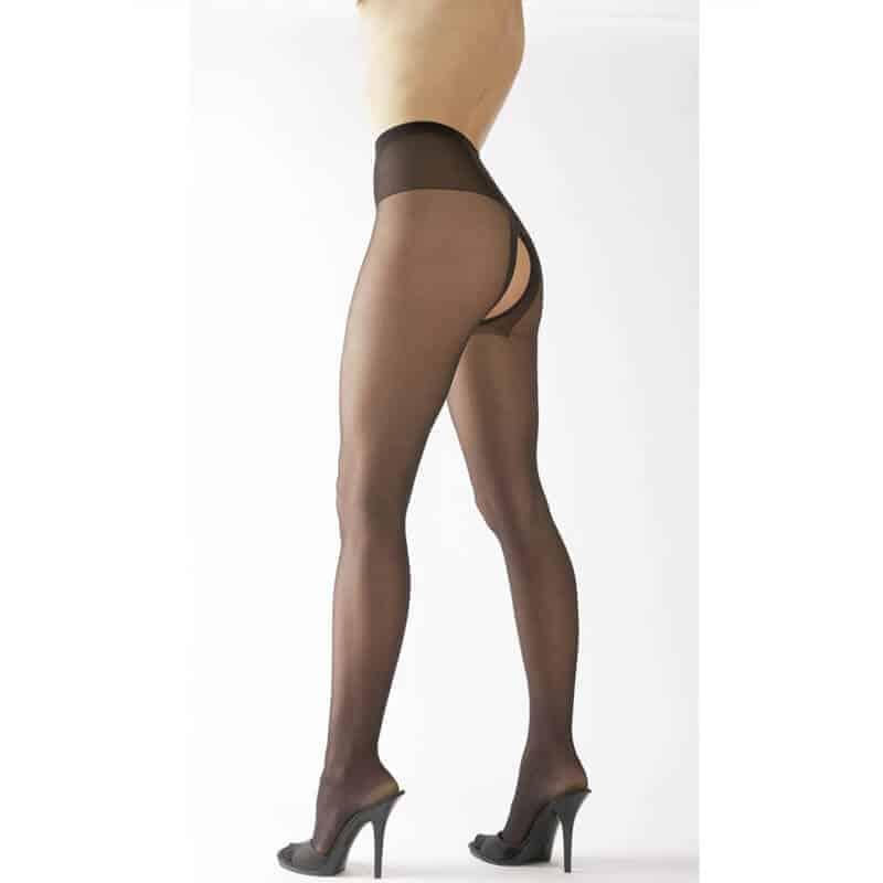 erotične nogavice z luknjo ženske