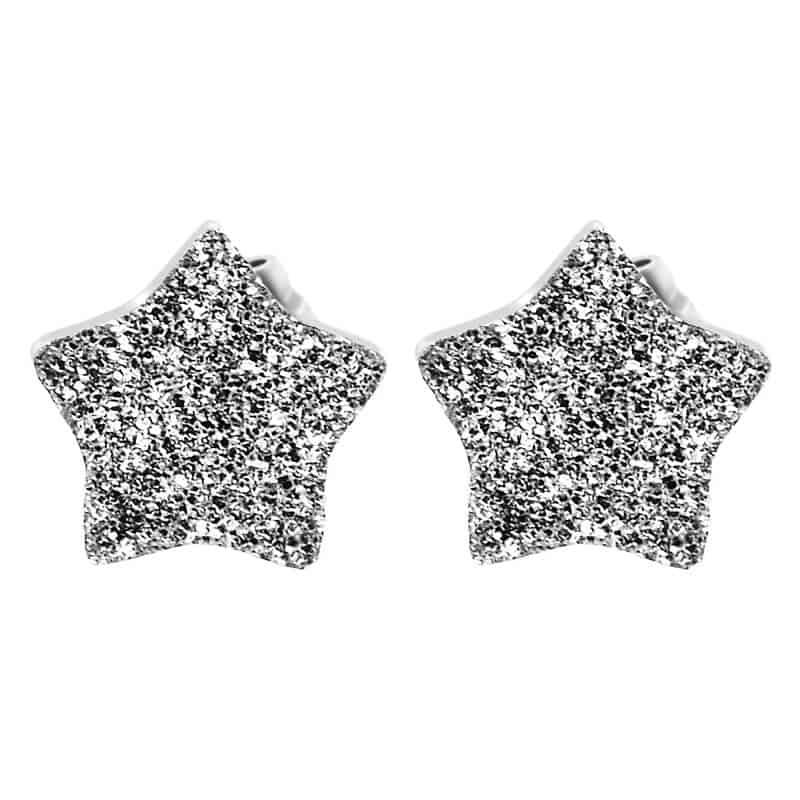 lepi srebrni uhani